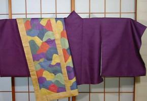 紫衣と糞掃衣